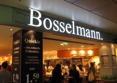 Bosselmann Hauptbahnhof Hannover