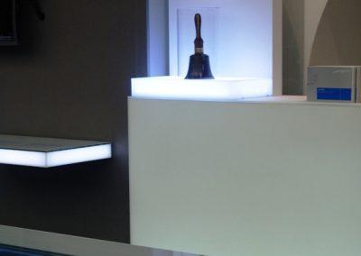 Leuchttische zur Produktpräsentation