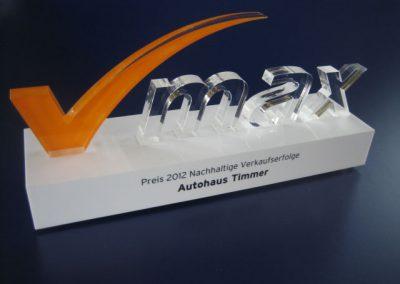 Max Auszeichnung