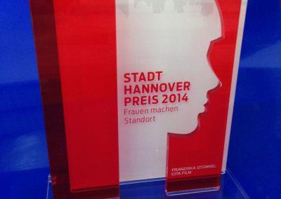 Stadt Hannover Preis
