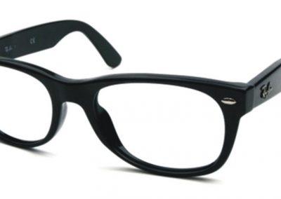 Übergrosse Werbebrille