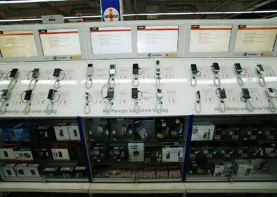 Handyinformationsstand Saturn Markt Isernhagen