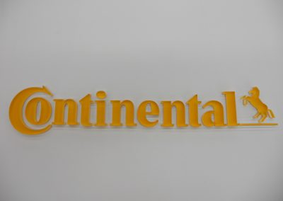 Schriftzug Continental